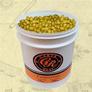 AZEITONA VERDE C/C - ARAUCO 20/24 15 kg
