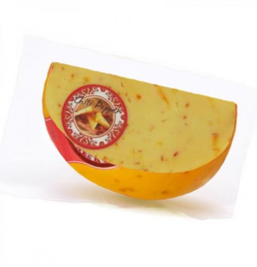 QUEIJO HOLANDES P.MALAGUETA ``RED HOT C.PEPPER`` FRACIONADO