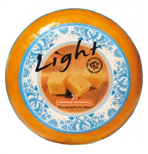 QUEIJO HOLANDES GOUDA LIGHT OR. WINDMILL 4,5 KG